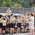Scouts toujours .