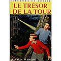 Franklin-Dixon-W-Le-Tresor-De-La-Tour-Livre-833568877_ML
