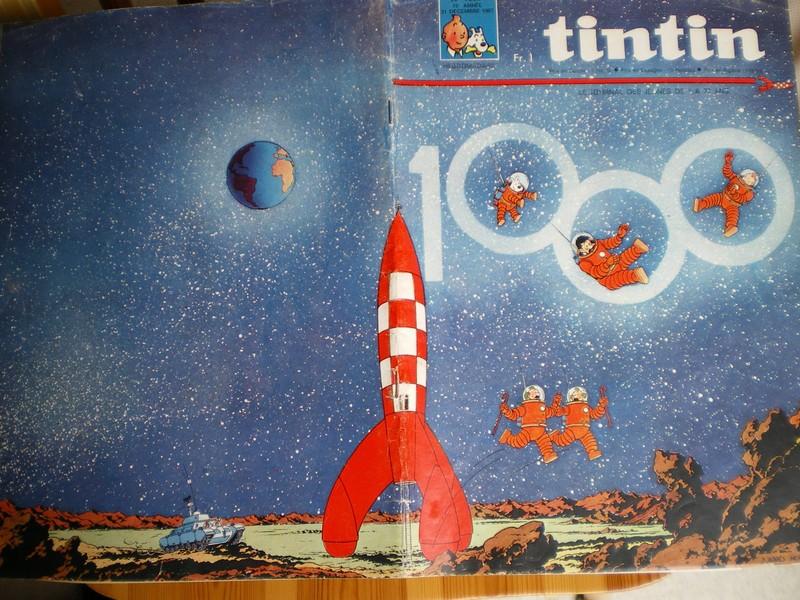 1967 - Numéro 1000 : double couverture aménagée par Bob