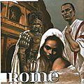 Dbd, rome dans la bande dessinée