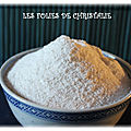 Farine de riz (thermomix )