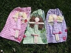 poupées sans visage