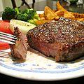 Bio bic: bifteck faux fillet - vieilli 60 jours et plusieurs autres produits sans gluten