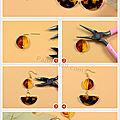 PandaHall collection des tutoriels de bijoux d'automne