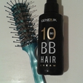 J'ai testé ... le bb hair cream de generik