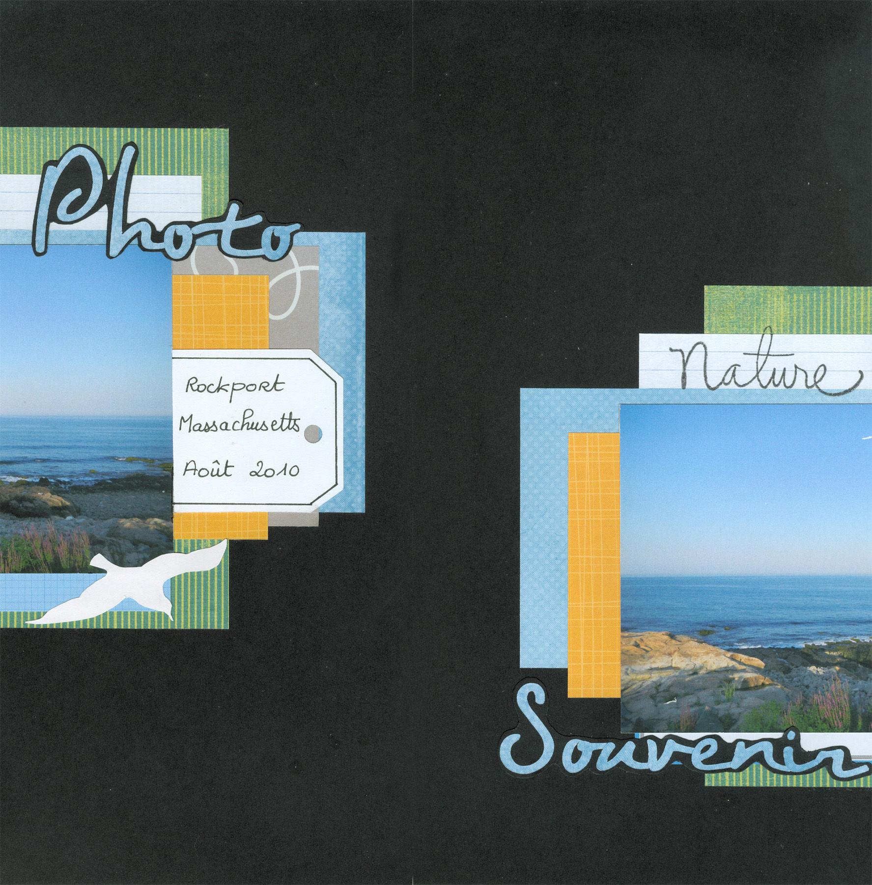 Photo souvenir-Rockport