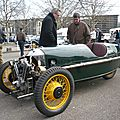 Morgan super sport 3-wheeler 1933