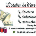 L'atelier de Patoche