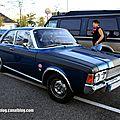 Ford taunus 20M berline 2 portes (Rencard Burger King septembre 2012) 01