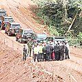 L'Autoroute Yaoundé-<b>Nsimalen</b> se dessine