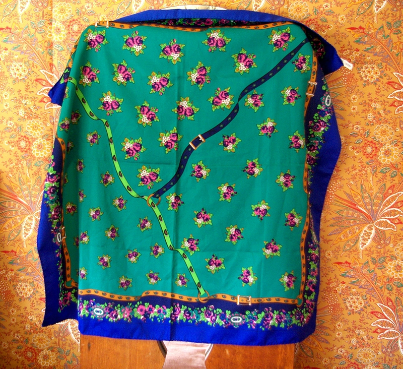 15 foulard vintage 1