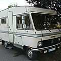 BEDFORD Blitz camping car Hymer Mobil Lipsheim (1)