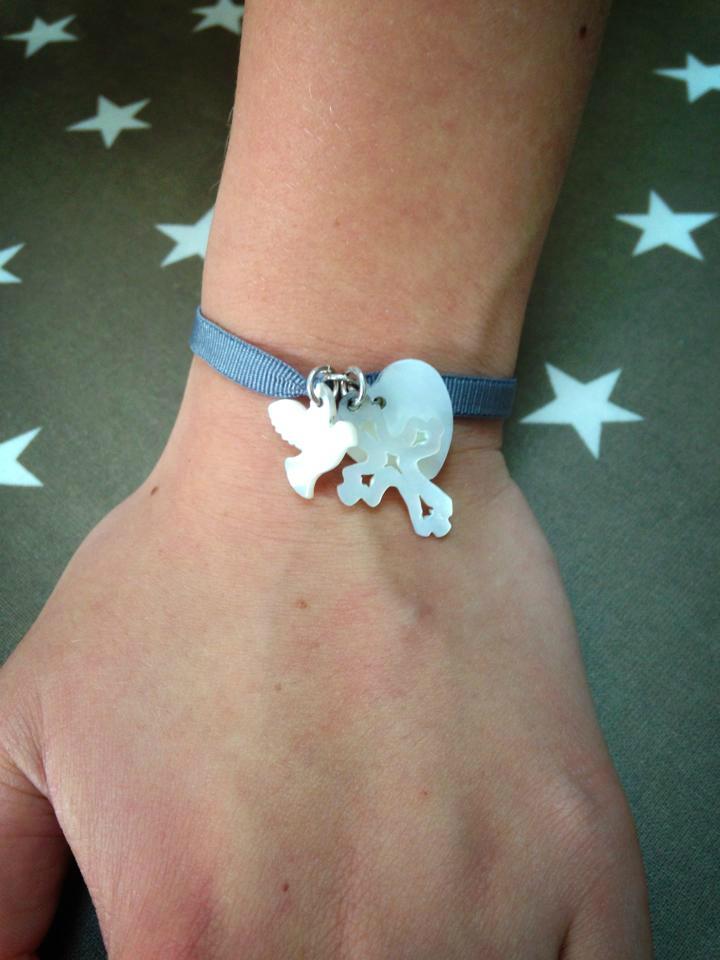 Le bracelet Sainte Trinité de Mle
