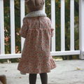D13 couleurs fanées et robe <b>B</b> girls style book