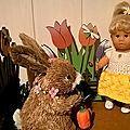 AMBASSADEURS DU WEEKEND - <b>ANYA</b> et le lapin de Pâques