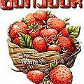 De saison : la mousse aux fraises