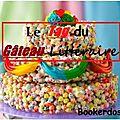 Tag du gâteau littéraire