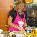Audrey du blog Ma p'tite cuisine