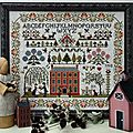 Red house <b>Sampler</b> (1)....