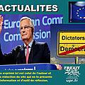 Négociations sur le brexit : une première mouture qui fâche (les britanniques)