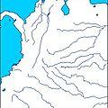 fleuves colombie