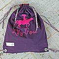 Sac à dos pour lily-rose