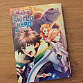 Nous avons découvert le tome 13 The rising of the Shield <b>Hero</b> de Aneko Yusagi & Aiya Kyu (Editions Doki Doki)