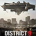 District 9 de neil blomkamp avec sharlto copley, david james