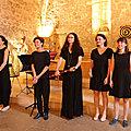 Les Passagères : concert de musique baroque