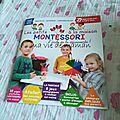 Le magazine les petits montessori à la maison