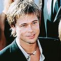 [L'homme du moment] <b>Brad</b> <b>Pitt</b>