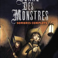 Terre des monstres, tome 3 : machinations