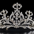 A <b>diamond</b> <b>tiara</b>
