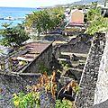 Quelques ruines de Saint-Pierre