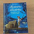 Nous avons découvert histoires illustrées huckleberry finn et autres récits (editions usborne)