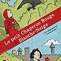 <b>Intervention</b> <b>scolaire</b> : Blanche-Neige et Le Petit Chaperon Rouge en roman-photo !