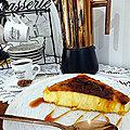 Flan pâtissier sans pâte très facile à faire