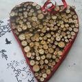Des étoiles au coeur d'un arbre...