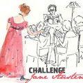 Challenge <b>Jane</b> <b>Austen</b>: récapitulatif