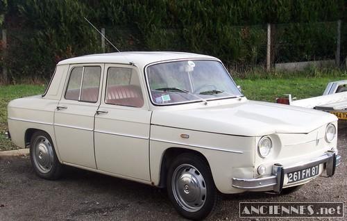 RENAULT-8 Modèle 1130 - 1965