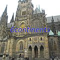 Mon top 10 Prague: N°4: La <b>cathédrale</b> <b>Saint</b> <b>Guy</b>
