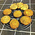 <b>Cookies</b> au éclats de toblerone