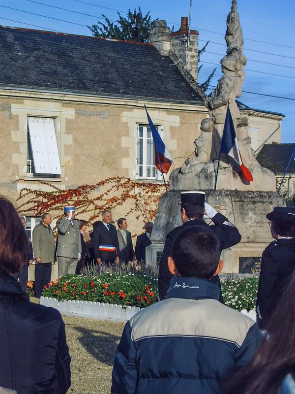 2e régiment de dragons Fontevraud l'Abbaye (1)