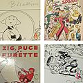 Kuiz bandes dessinées n°2 - réponses