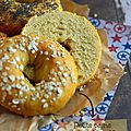 Bagels homemade