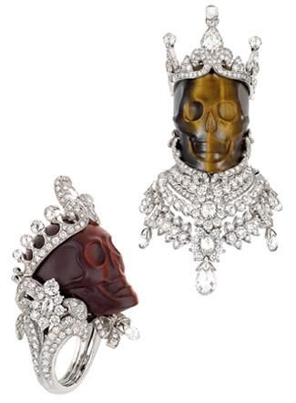 'Kings & Queens' collection by Victoire de Castellane for Dior J