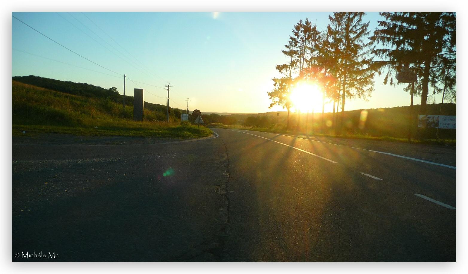 La route de Givet