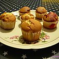 Miam miam... muffins !