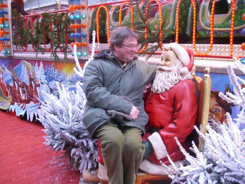 Max aussi croit au Père Noel