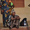 Au Mali 2011 n°8 Kama et sa famille